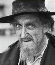 Ron Moody's Fagin or the Thiefmaker??