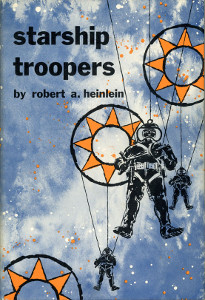 Starship_Troopers_(novel) First edition