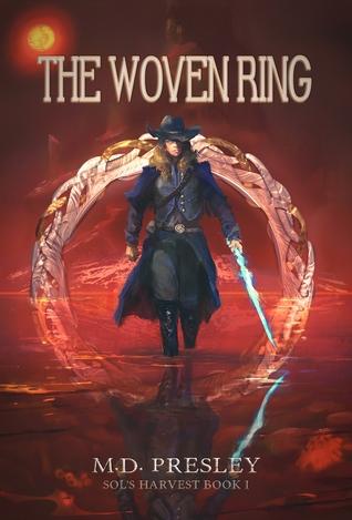 Thewovenring