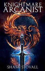 Knightmare Arcanist cover - Kakeyo Silverton