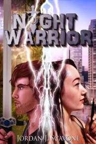 Night Warrior Cover - Jordan Scavone