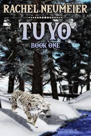 TUYO - KDP front cover - Rachel Neumeier